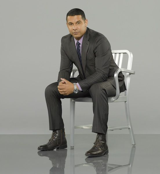 Jon Huertas-  Castle Season 6