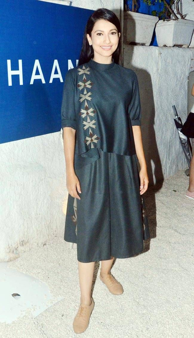Gauahar (Gauhar) Khan at the launch of Cole Haan. #Bollywood #Fashion #Style #Beauty #Hot #Sexy