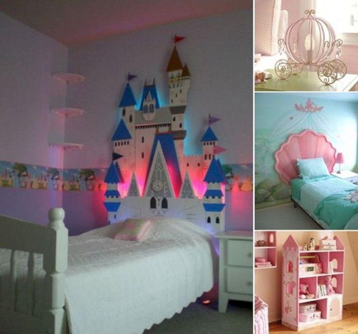 47+ Ultimate Disney Princess Bedroom Ideas For Your Beloved Kids