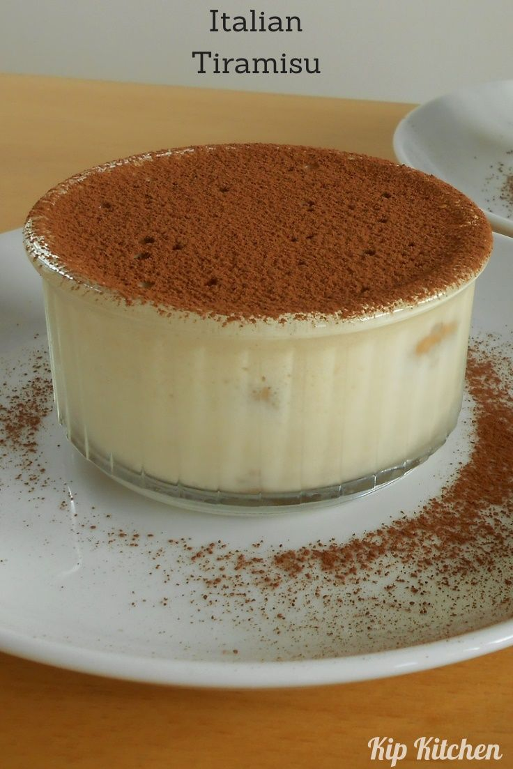 Follow our quick and easy Italian tiramisu recipe to make this classic no bake dessert from scratch. Our simple homemade tiramisu recipe is alcohol free. http://kipkitchen.com/italian-tiramisu-recipe #dessert #recipe #classic