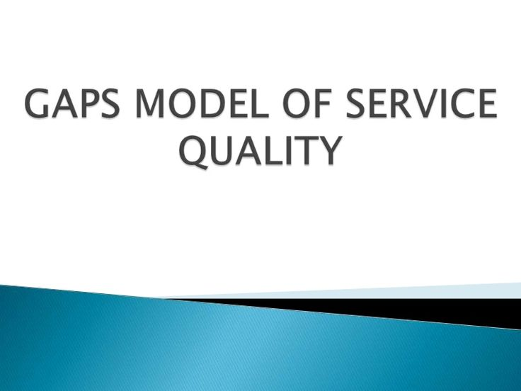 It includes each and everything regarding Gaps model of Service Quality I have done an extensive research and after that transform that into ppt......this may …