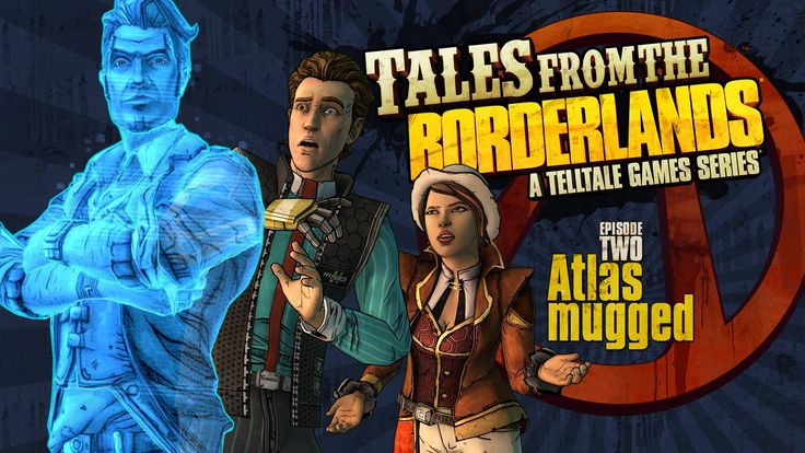 Tales From the Borderlands: Episode Two trailer released #talesfromtheborderlands #borderlands #PC #ps3 #ps4 #xbox360 #xboxone #ios #gaming #news #vgchest