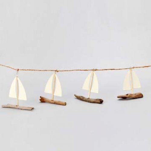 69 best bois flott et palettes images on pinterest home for Chandelier bois flotte