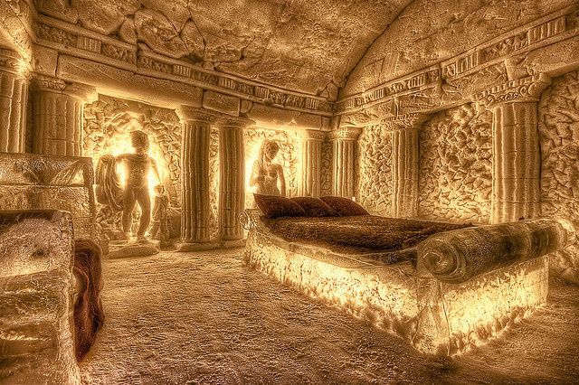 Ice Hotel, Quebec City, Canada. Always wanted to see this place