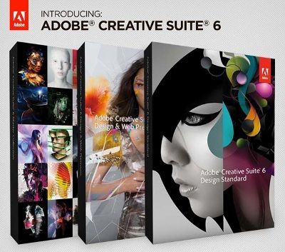 and Adobe Creative Suite