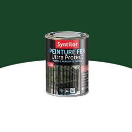 Peinture Fer Vert basque satin 250 ml