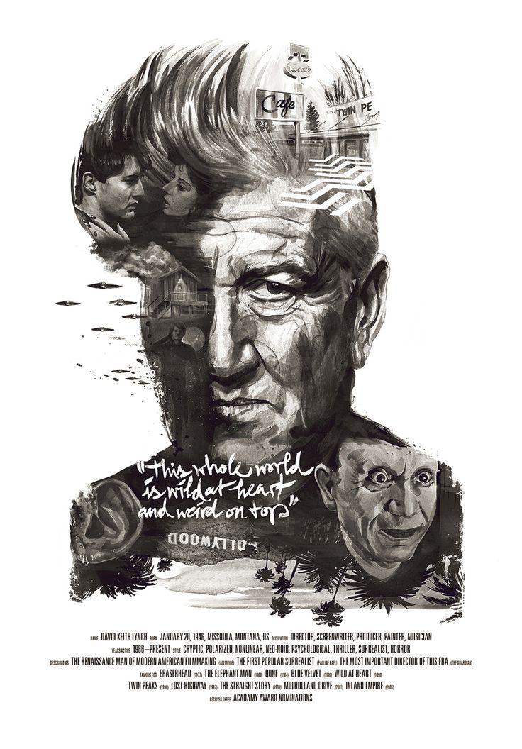 Julian Rentzsch — David Lynch