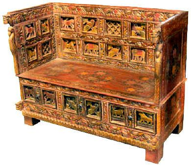 Antique reproduction furniture is obtainable all over the for Furniture indiana pa