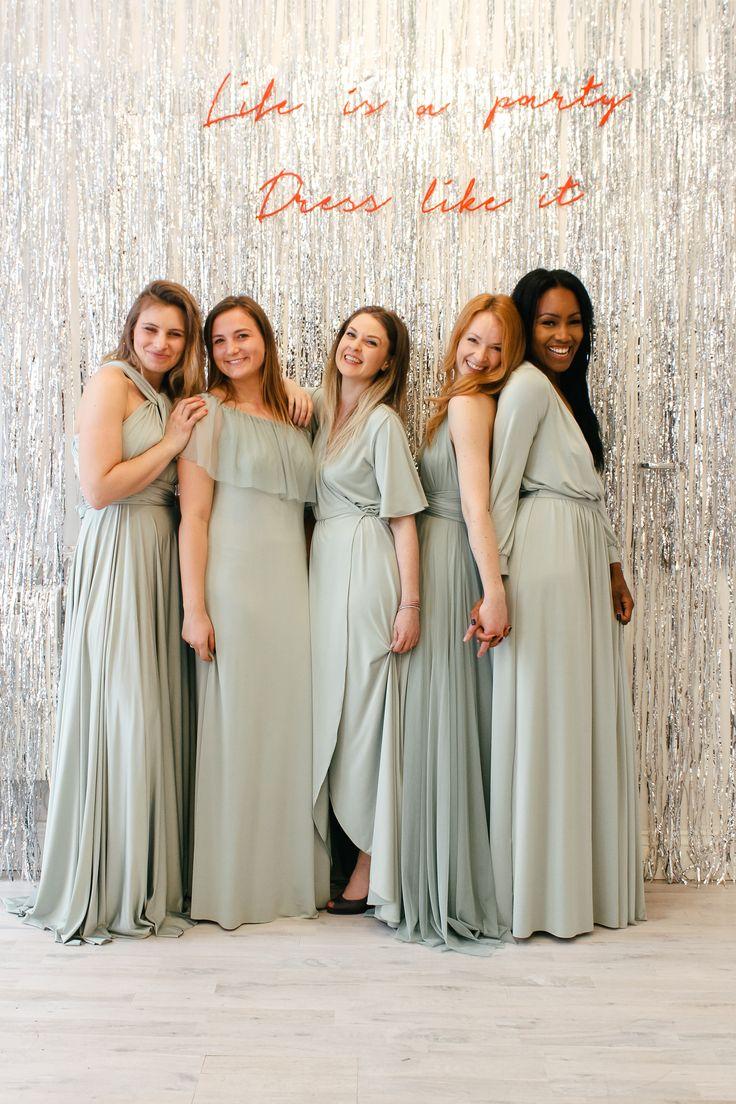 Best 25 Different bridesmaid dresses ideas on Pinterest