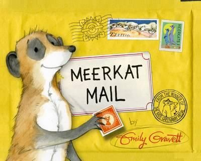 An adventurous young meerkat travels the world!
