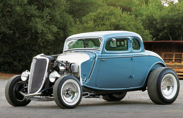 38 best Hot Rods images on Pinterest | Antique cars, Vintage cars ...