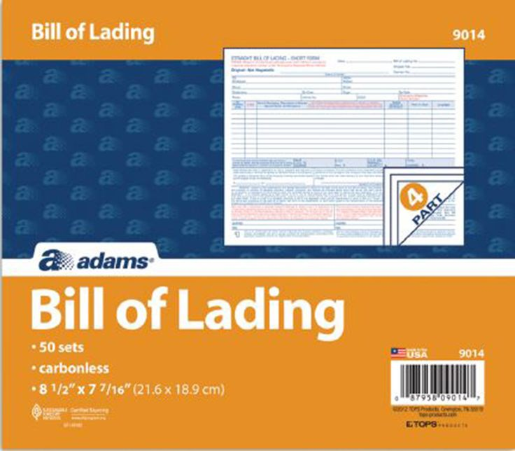 Best 25+ Bill of lading ideas on Pinterest Bill of sale template - printable bill of lading short form