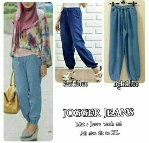 Joger jeans