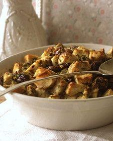 Chestnut Stuffing Recipe | Martha Stewart