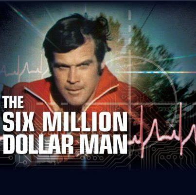 6 Million Dollar Man Movies Tv From The Past