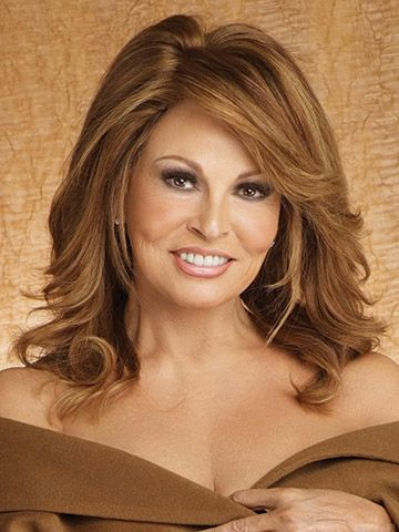 Raquel Welch, beautiful, and because Joe thinks so too!