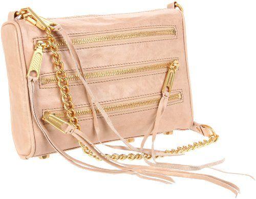 Bags,bags,bags,bags,bags  Rebecca Minkoff Mini 5 Zip Clutch
