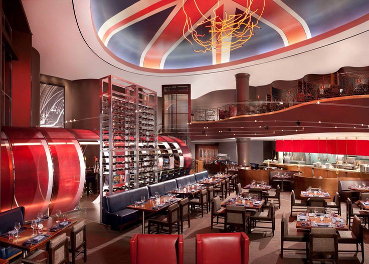 Gordon Ramsay Steak House in Vegas