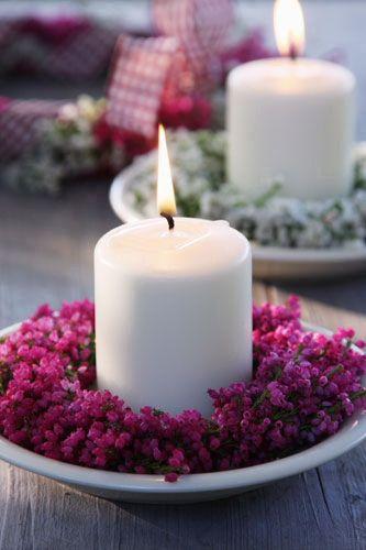 summer candle idea