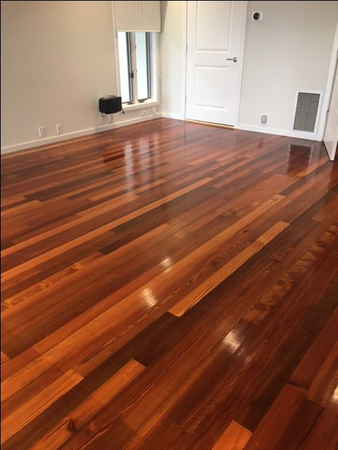 Our crew are master's at repairing, sanding and finishing wood floors! - 12 Best Images About Projects By The Wood Floor Store! On Pinterest