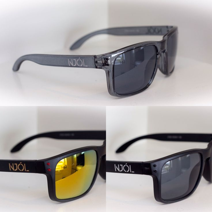 New line of sunglasses from NJÓL!