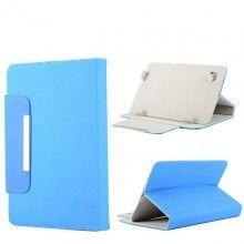 Etui Tablette 8 Pouces Fermeture Magnétique - Stand Bleu  9,99 €