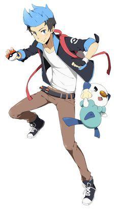 pokemon trainer oc female - Google Search