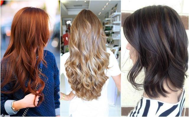 Kolory włosów - które fryzury są na topie? #włosy #kolorowe #kobieta