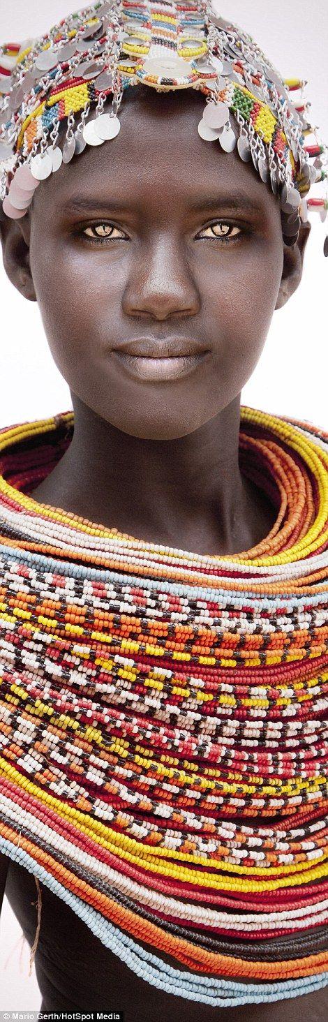 Samburu tribe in Kenya - Photo: Mario Gerth