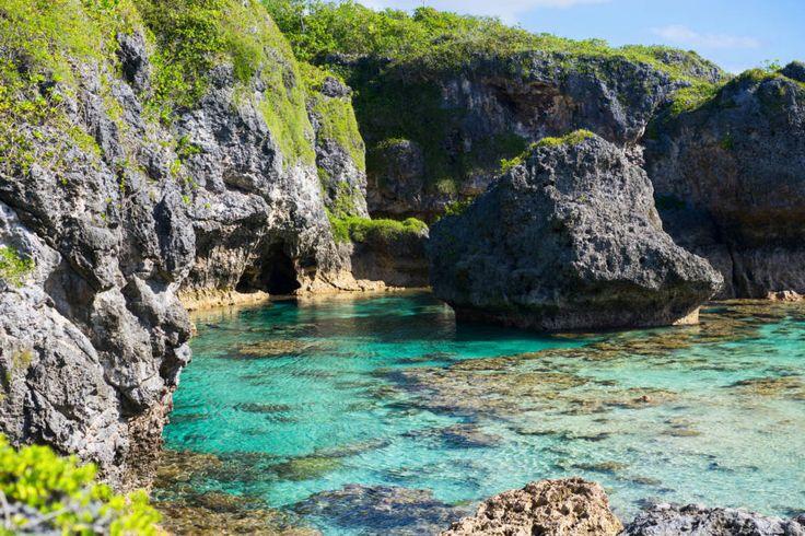 Niue, wenig besuchte Länder
