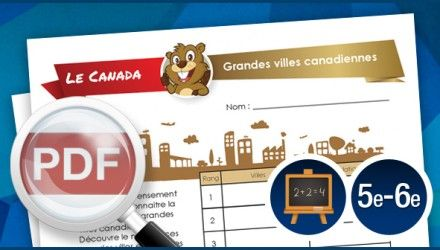 Grandes villes canadiennes