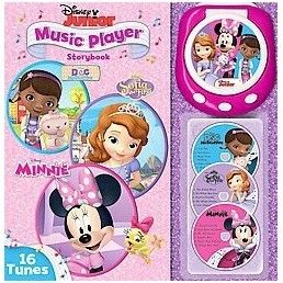 Disney Junior Music Player Storybook ( Music Player Storybook) (Hardcover) by Disney Junior