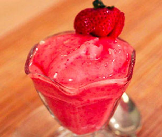 ... sugar free gluten free low sugar fat free strawberry frozen yogurt