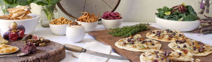 Bubble'n'Squeak Catering Co. Dips, tapas, mezes, ready meals, sauces!