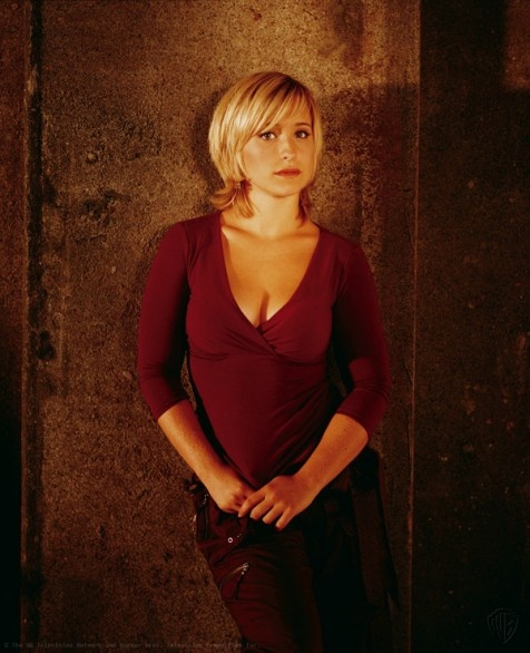Chloe Sullivan (Allison Mack) - Smallville Season 4