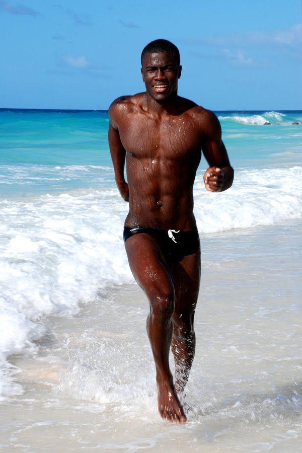 Maschi muscolosi gay escort uomini di colore