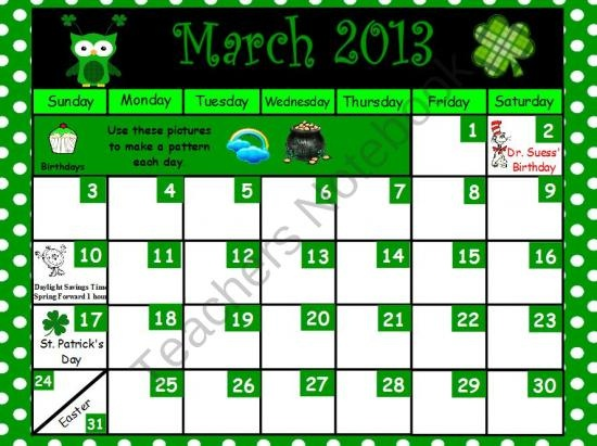 Kindergarten Calendar For Promethean Board : Best images about promethean board on pinterest st