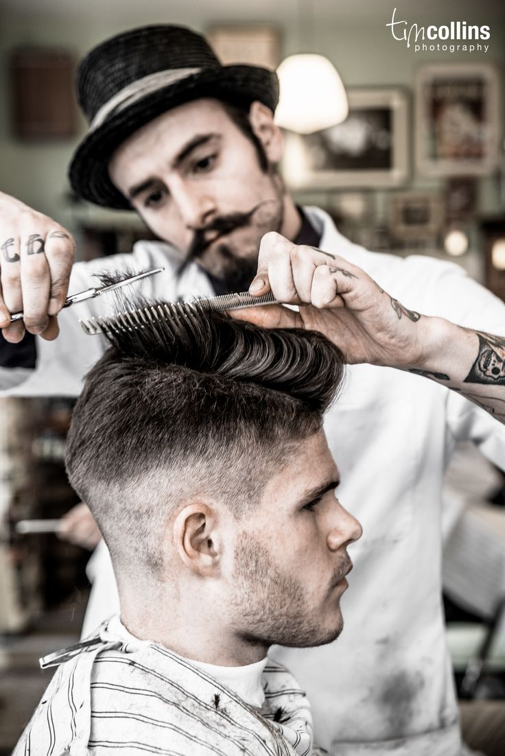 Barber shop, Barbers and Rotterdam on Pinterest