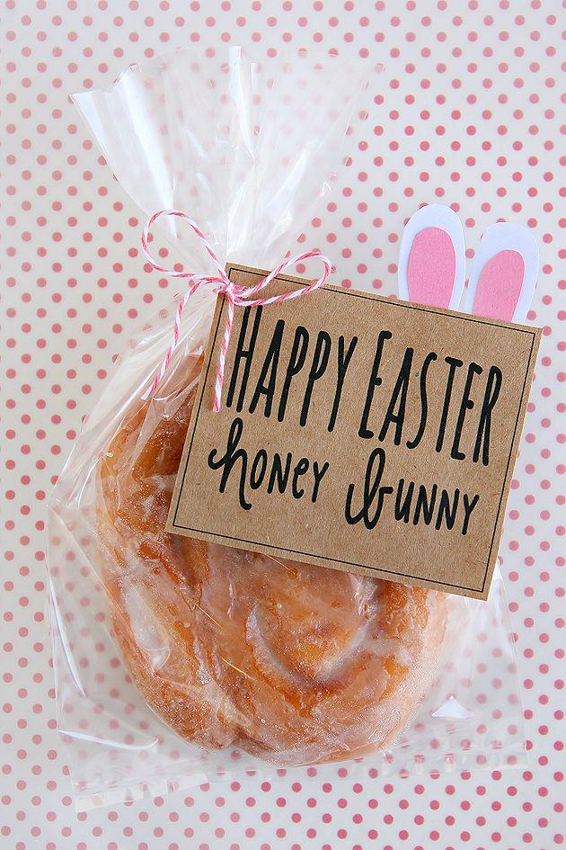 Honey Bunny Easter Treat