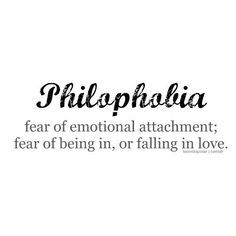 quotes about fear of commitment - Google Search