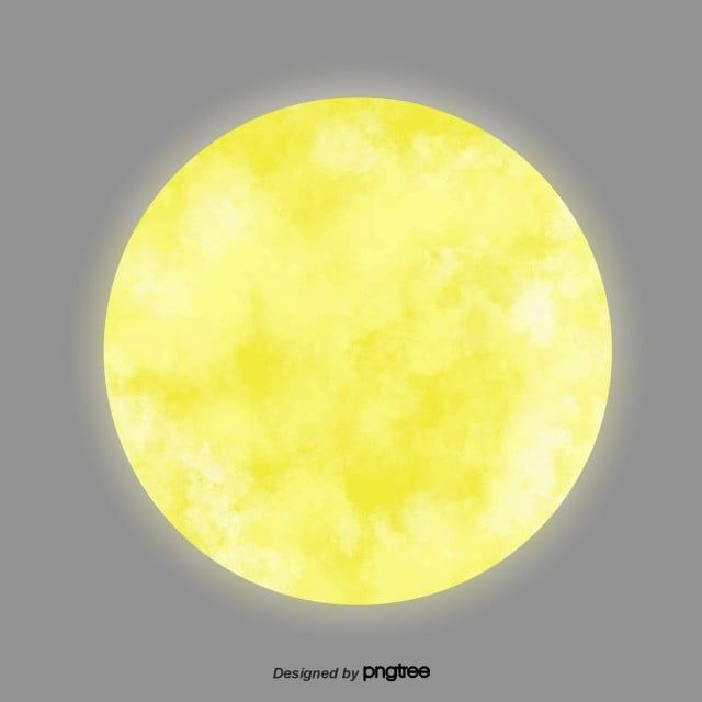 Yellow Moon Decoration Cartoon Scenes Night Png Transparent Clipart Image And Psd File For Free Download Moon Decor Black Background Images Halloween Moon