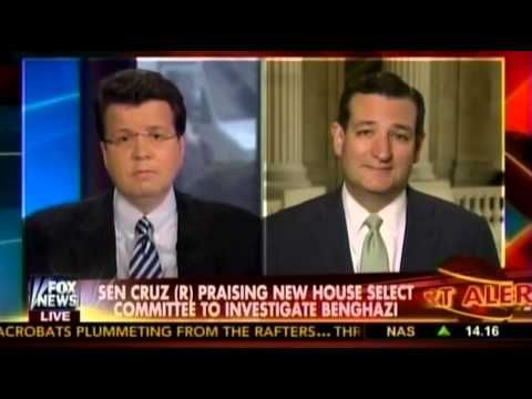 Sen. Ted Cruz Discusses Uncovering the Truth about Benghazi with Neil Cavuto... MAY 5 2014...