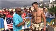 Meet Tonga's oiled Olympic flag bearer, Pita Taufatofua