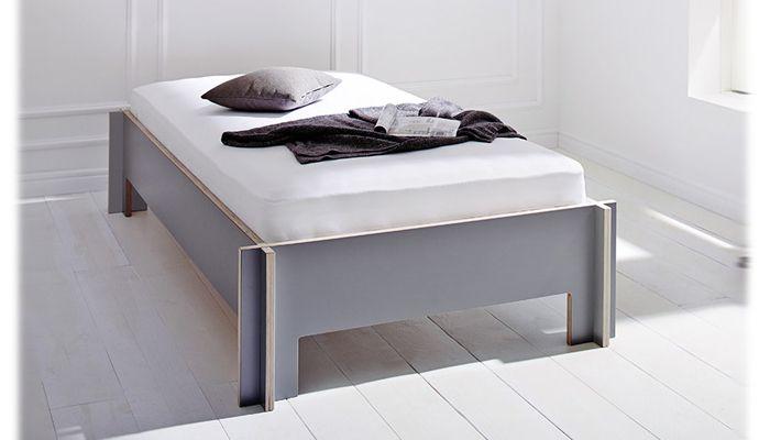 Steckbett BK1 beschichtet - Designerbetten