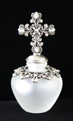 Antique perfume bottle.