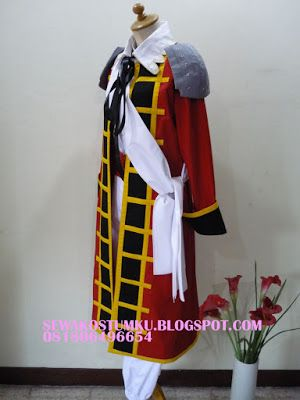 Sewa Kostum Anime Spain Hetalia di  Jakarta hub 0817 661 6654