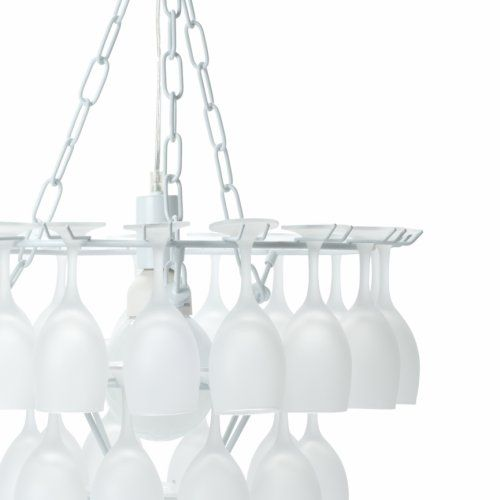 Hanglamp Kroonluchter Leitmotiv Bottle Chandelier Large