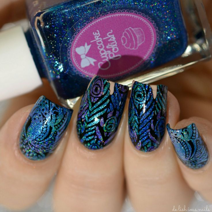669 best * Stamping Nail Art Design Ideas images on Pinterest ...