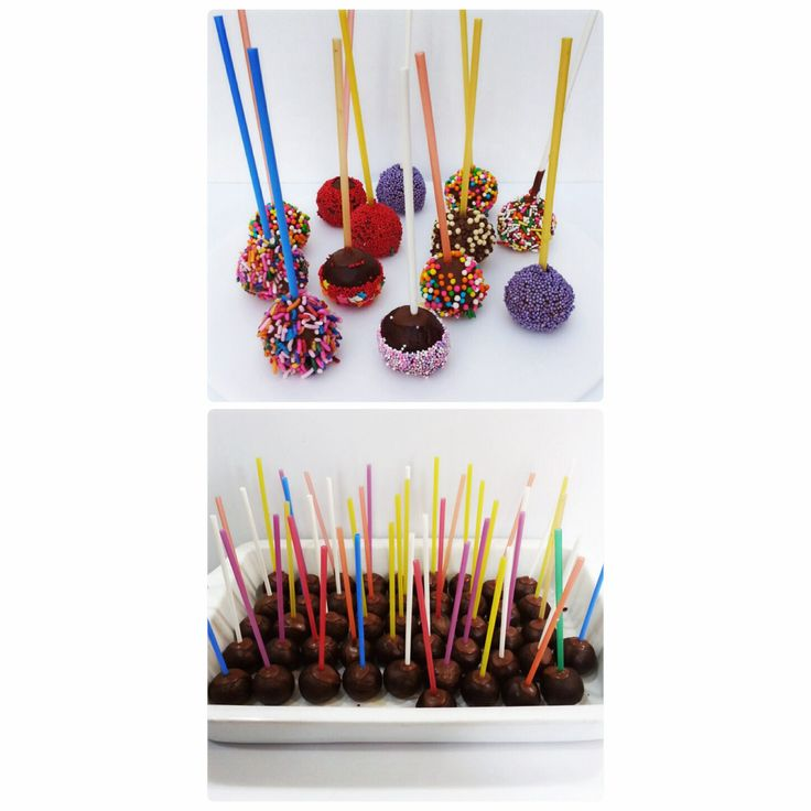 Pinterest Cake Pops Ideas