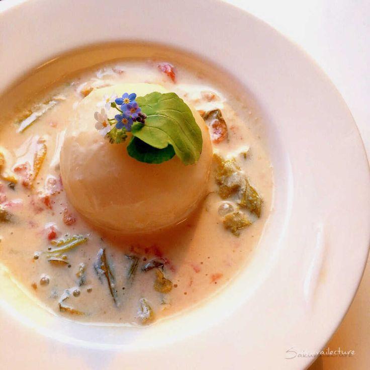 やさしい甘さでほっこりと。「かぶ」を使ったスープのレシピ23選